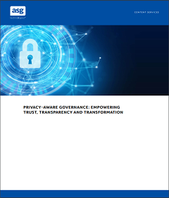 Privacy-Aware Governance: Empowering Trust, Transparency and Transf...