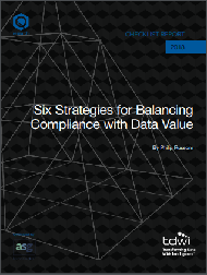 Six Strategies for Balancing Compliance