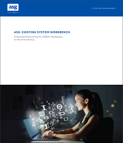 ASG-Existing System Workbench