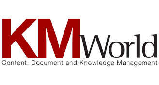KMWorld 100 Companies That Matter in Knowledge Management 2021