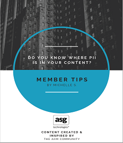 Do You Know Where PII is in Your Content?