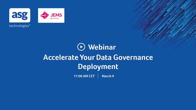 Accelerate Your Data Governance Deployment