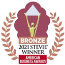 Most Innovative Tech Company of the Year - Up to 2,500 Employees, Bronze Stevie Winner