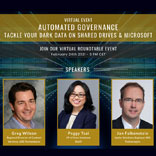 UK Virtual Roundtable: Automated Governance | Tackle Your Dark Data...