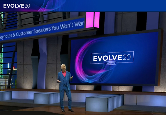 EVOLVE20 Proves the Value of Virtual Conferences