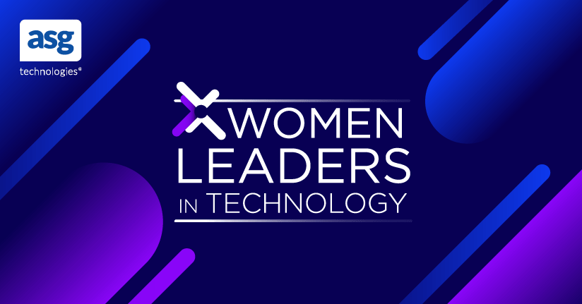 ASG Technologies Announces Women Leaders in Technology Program